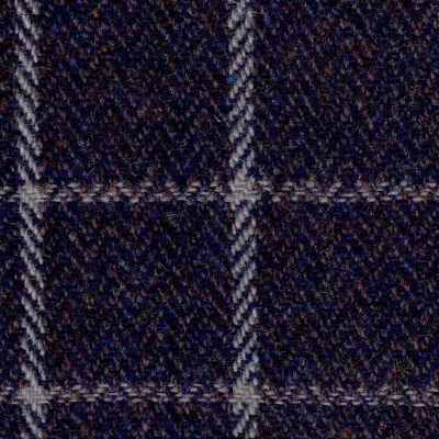 MALT-PURPLE BLUE,MK CHECK PATTERN