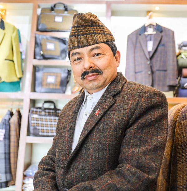Deep Bahadur Shahi