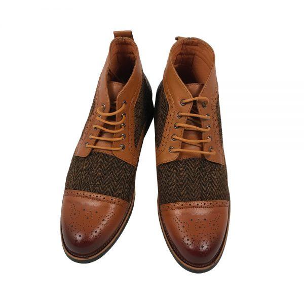 Gorkha GNW Tweed Boots