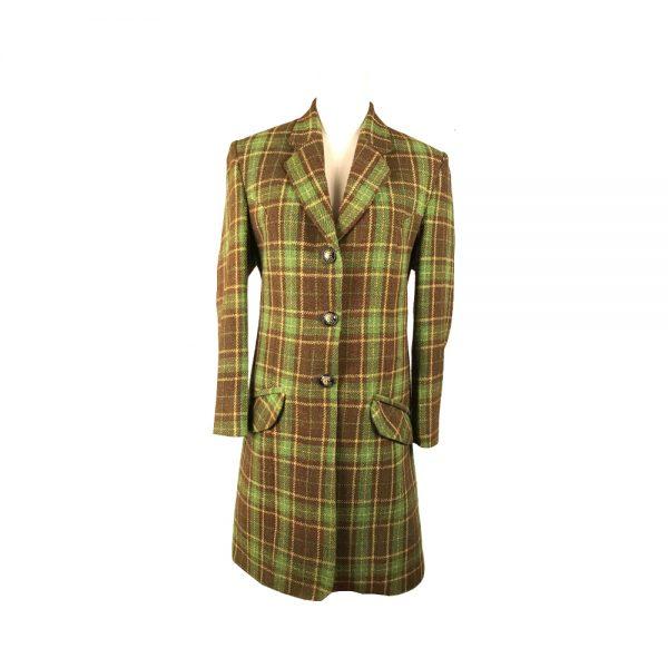 Classical  Ladies Long Coat