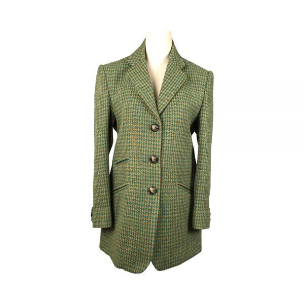 Classical Ladies Mini Long Coat