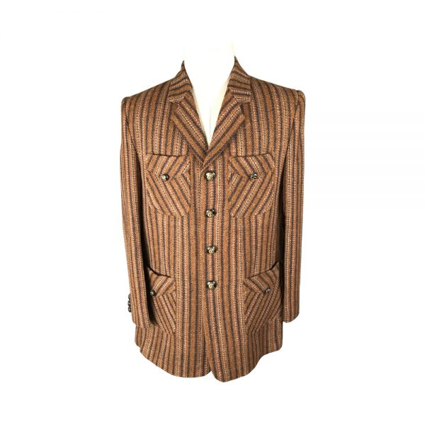 Classical- Gents mini long Coat